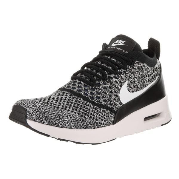 cfb489143bfc ... Women s Athletic Shoes. Nike Women  x27 s Air Max Thea Ultra Flyknit Running  Shoe