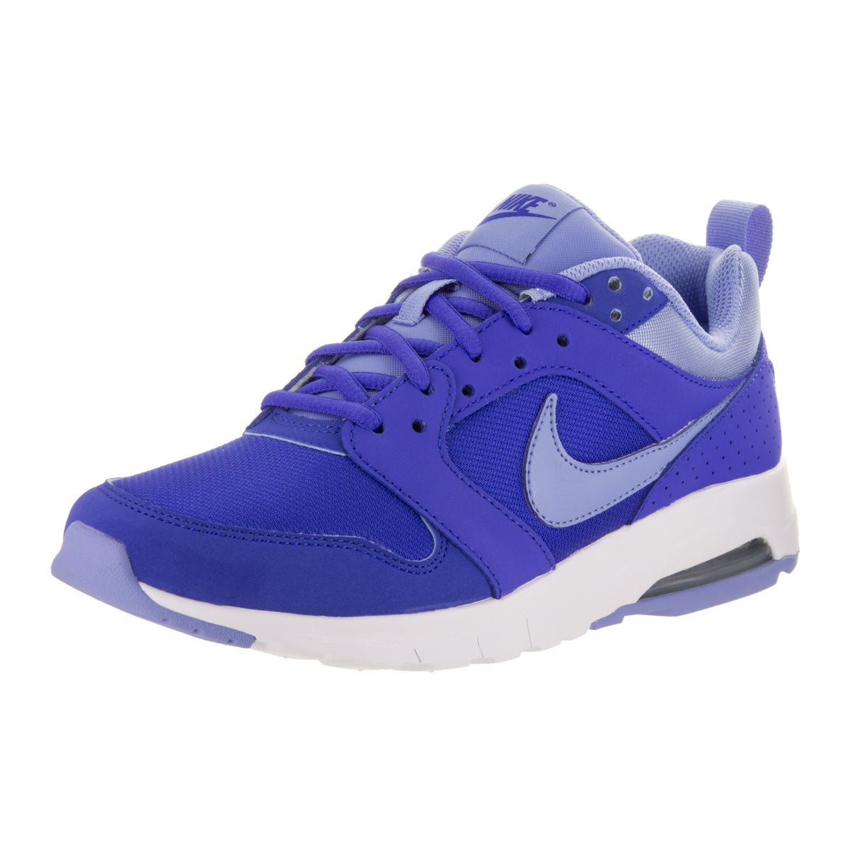 Nike Women's Air Max Motion Running Shoe (7.5), Blue (Fab...