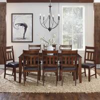 Karlina 5-piece Solid Wood Dining Set