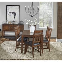 Karlina 8-piece Solid Wood Dining Set