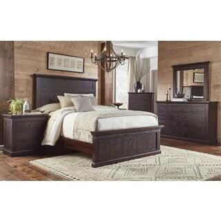 Lara 6pc Solid Wood King Bedroom Set