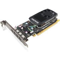 Lenovo Quadro P600 Graphic Card - 2 GB GDDR5