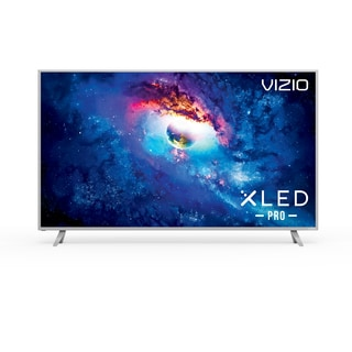 VIZIO P55-E1 SmartCast P-Series 55'' Class (54.64''' diag.) Ultra HD HDR XLED Pro Display TV