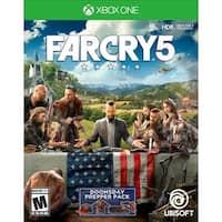 Microsoft Xbox One Far Cry 5 Video Game
