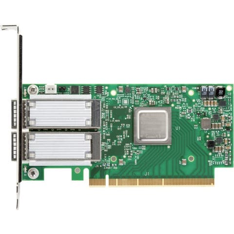 Mellanox ConnectX-5 Single/Dual-Port Adapter supporting 100Gb/s with VPI
