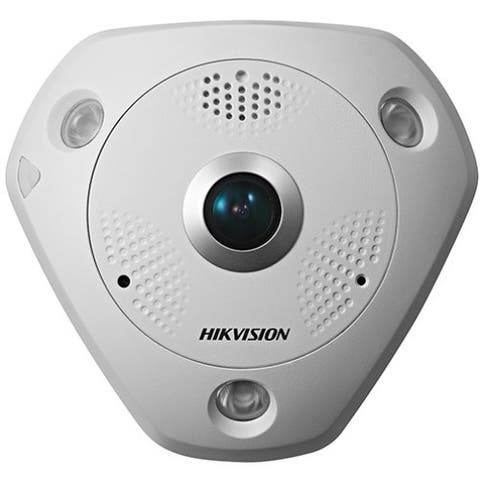 Hikvision DS-2CD6362F-IVS 6 Megapixel Network Camera