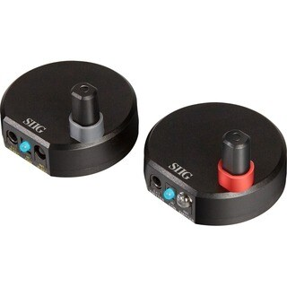 SIIG Ultra Compact Wireless IR Remote Control Extender Kit - 200M
