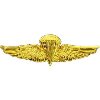U.S. Navy and USMC Parachutists Badge Lapel Pin