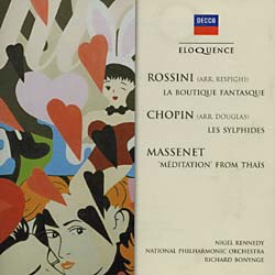 Various - Rossini/Chopin/Massenet: Ballet Music