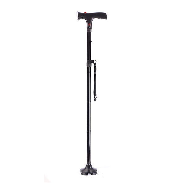 Deluxe Comfort Multi-Function Cane and Walking Stick