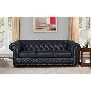 Leather Sofas Couches Amp Loveseats For Less Overstock Com