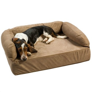 Snoozer Luxury Pet Sofa , Luxury Solids Collection