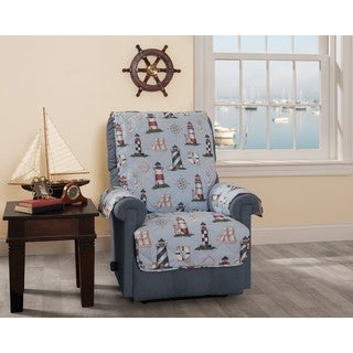 Lighthouse Recliner or Wing Chair Protector