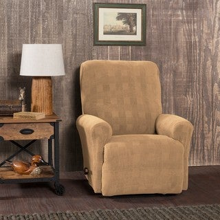 Stretch Sensations Stretch Plaid Recliner Slipcover
