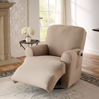 Stretch Sensations Stretch Victoria Recliner Slipcover