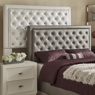 Alayna Faux Leather Tufted Headboard by iNSPIRE Q Bold (4 options available)