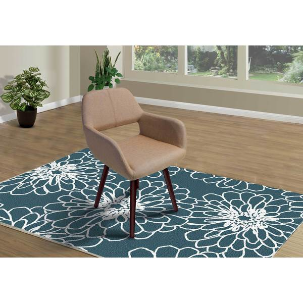 Innovex Florence Light Brown Accent Chair