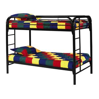 Edison Metal Twin-over-twin Bunk Bed