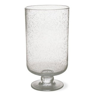 TAG Bubble Glass Hurricane Large