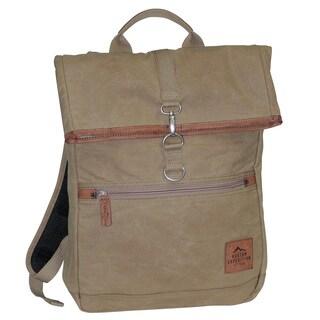 Buxton Huntington Gear Fold-Over Backpack