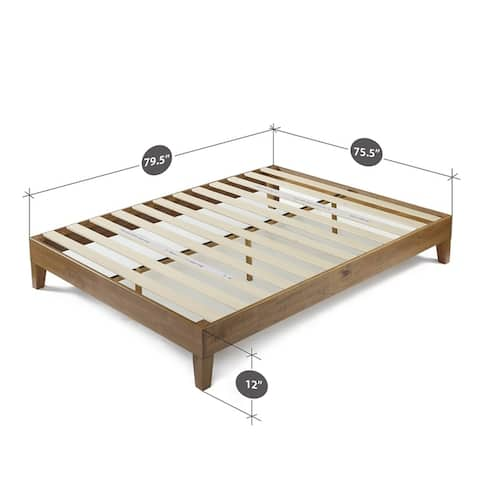 Buy King Size Rustic Beds Online At Overstock Our Best