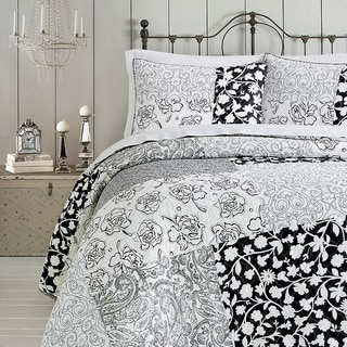 Jessica Simpson Willah Full/Queen Cotton Quilt (Shams Not Included) (As Is Item)