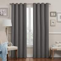 Eclipse Round and Round Blackout Window Curtain Panel - 52X95
