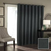 Eclipse Bryson Thermaweave Blackout Patio Door Curtain Panel - 100x84