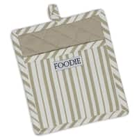 Gourmet Chef Potholder Set
