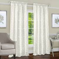 Chloe Rod Pocket Window Curtain Panel