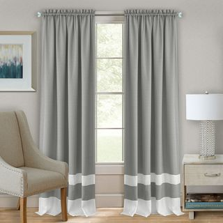 Darcy Rod Pocket Window Curtain Panel