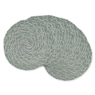 Round Variegated Placemat ( Set of 6)