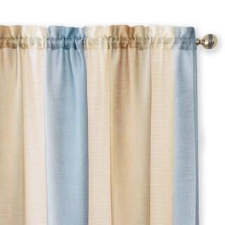 Spectrum Rod Pocket Window Curtain Panel