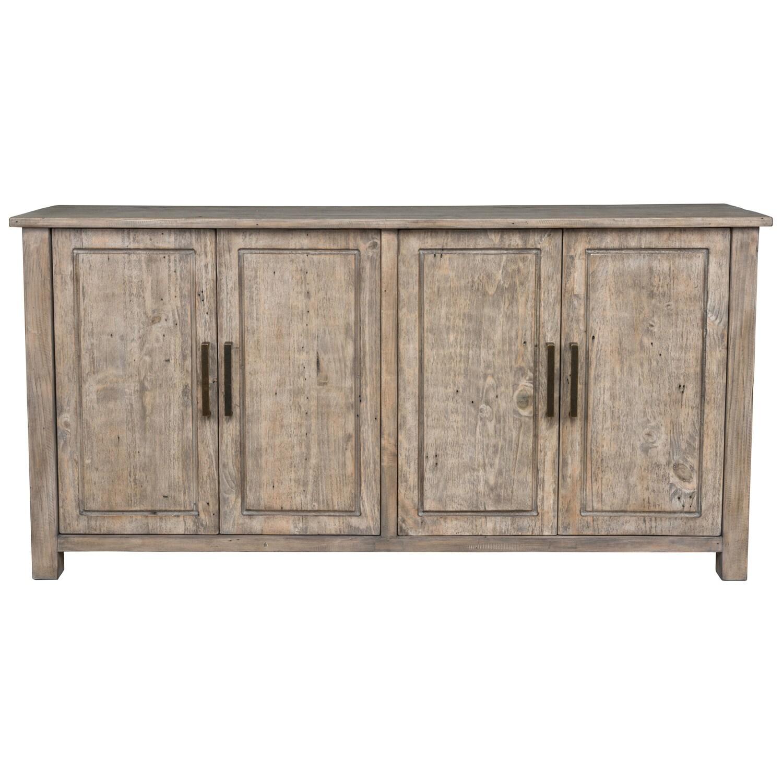 Reclaimed Wood 72 Inch Sideboard