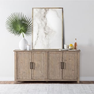 Aires Reclaimed Wood 72-inch Sideboard by Kosas Home