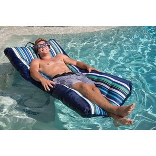 Big Joe Kona Pool Float, Cool Cozumel Stripe
