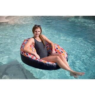 Big Joe Joenut Pool Float Fiesta Geo Drop