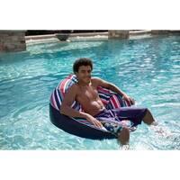 Big Joe Joenut Pool Float Fiesta Cozumel Stripe