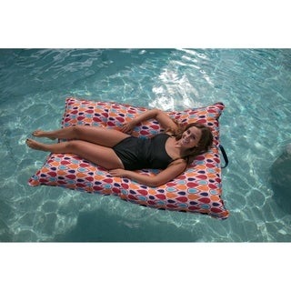 Big Joe Lagoon Lounger Pool Float, Fiesta Geo Drop