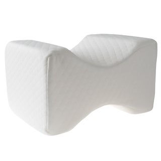 Bluestone Foam Knee Pillow Spacer Cushion for Knee and Leg Pain