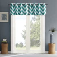 Intelligent Design Aries Printed Valance with Foamback