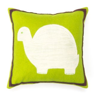 Turtle Decorative Throw Pillow