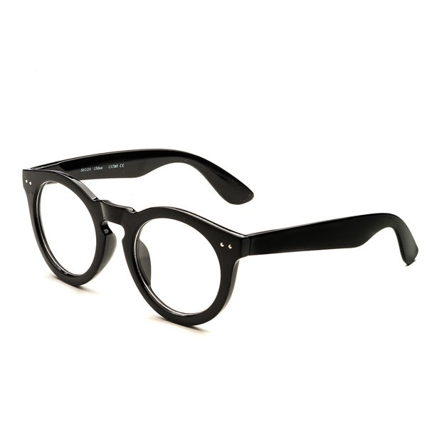 a1df02254e3 Shop Pop Fashionwear P4016CL Unisex Classic Retro Round Clear Lens  Sunglasses - Free Shipping On Orders Over  45 - Overstock.com - 16150614