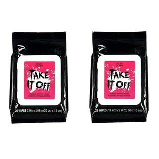 Hard Candy Take it Off 25-Count Makeup Remover Wipes