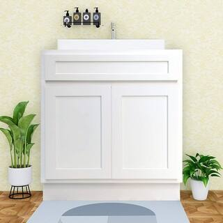 Vanity Art 24 Inch Single Sink Bathroom Cabinet