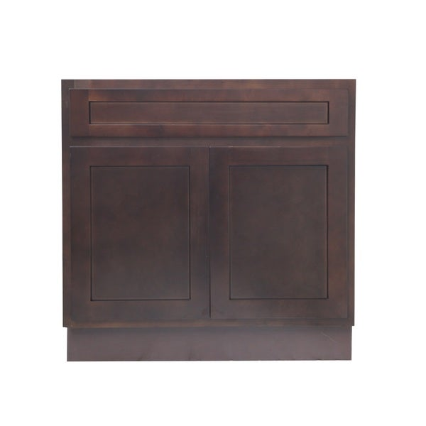 Shop Vanity Art Inch Single Sink Bathroom Vanity Cabinet On - 33 inch bathroom vanity