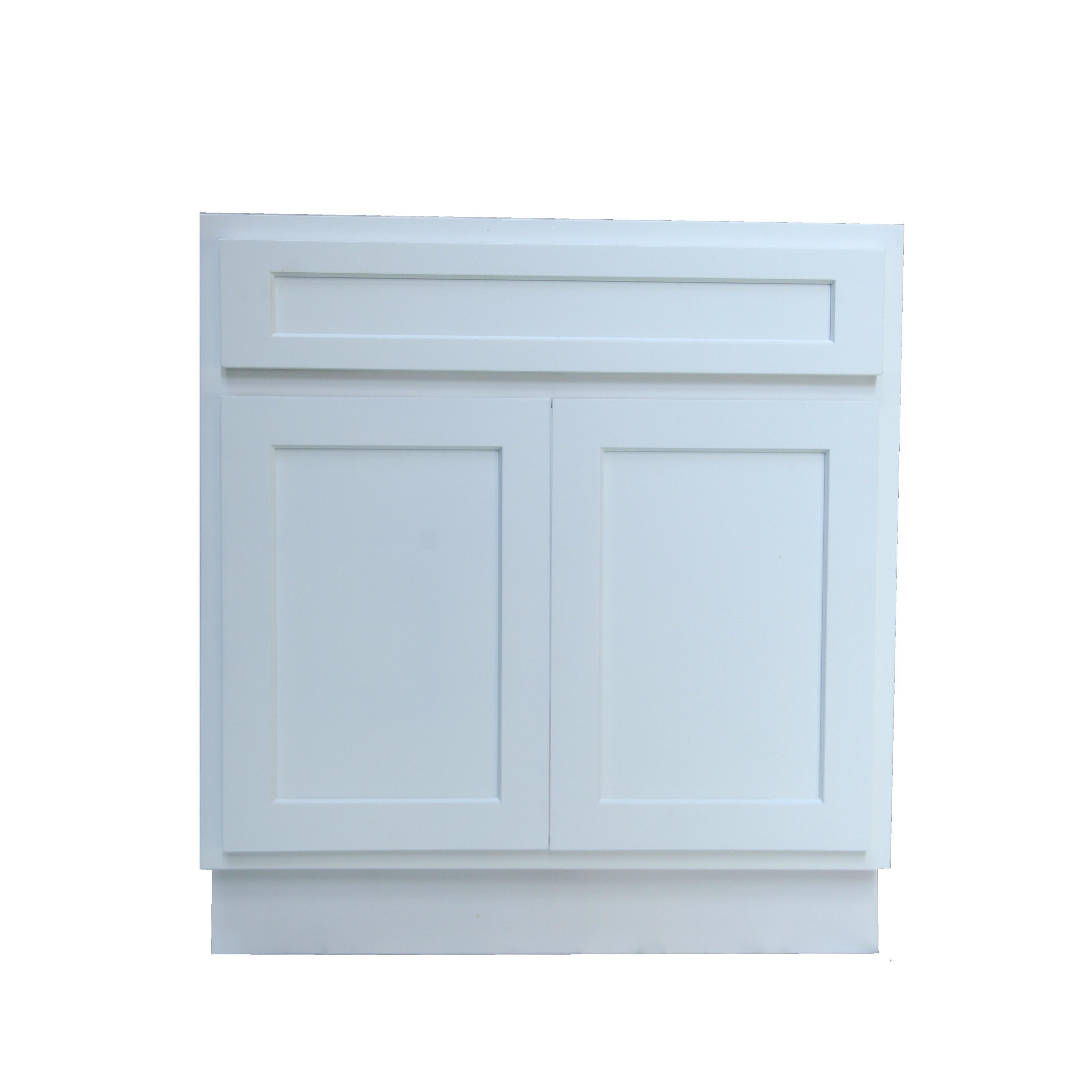 White Bathroom Vanities & Vanity Cabinets For Less | Overstock