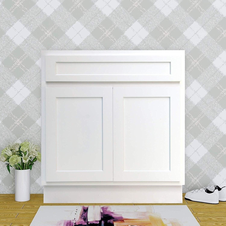 Buy wood bathroom vanities vanity cabinets online at overstock our best bathroom furniture deals