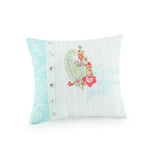"Ellie Decoration Throw Pillow #2A (16"" x 14"")"
