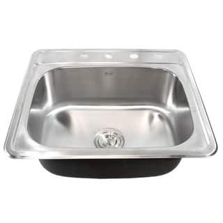 Buy Square Kitchen Sinks Online At Overstock Our Best Sinks Deals